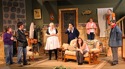 Tater Patch Players Present Farce of Nature