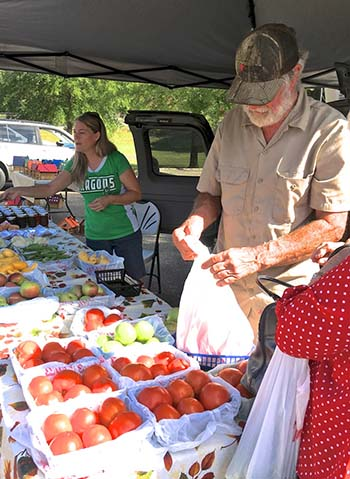 Jasper Farmers Market at Roper Park