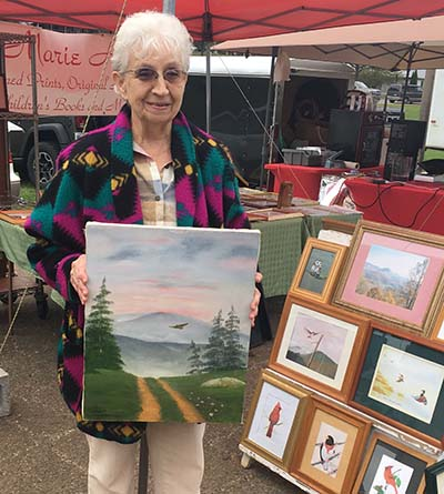 Jasper Farmers Market Stops and Starts