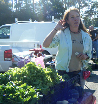 Two More Saturdays for the Jasper Farmers Market