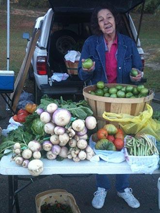 One More Saturday for the Jasper Farmers Market