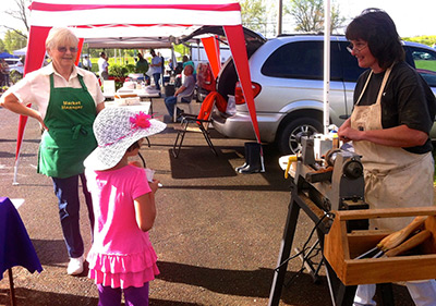 Celebrate Spring at the Jasper Farmers Market