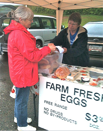 Recipes from the Jasper Farmers Market