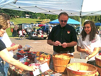 Jasper Farmers Market at Sacketts the next Two Saturdays