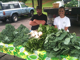 Location Changes for Jasper Farmers Market During Independence Day Celebrations