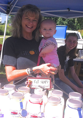 Today Marked End of the 2014 Wednesday Jasper Farmers Market