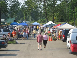 Two More Months of  Shopping at the Jasper Farmers Market