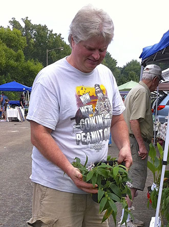 Time to Buy Trees, Shrubs and Perennials at the Jasper Farmers Market