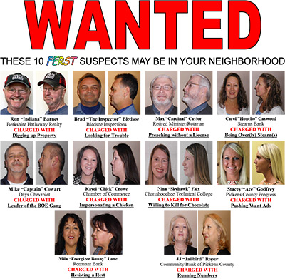 Pickens Ferst Foundation Wanted Suspects Announced
