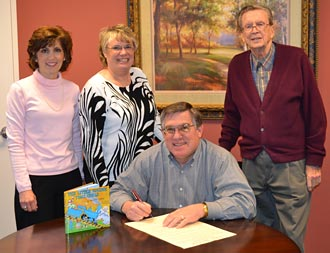 Pickens County Commissioner proclaims Ferst Week March 20-27