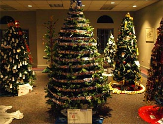 Pickens County Library is now accepting applications for their Festival of Trees