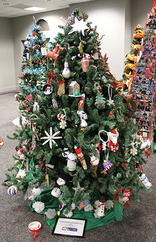 Pickens County Library Festival of Trees Winners