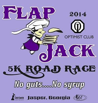 Mark Your Calendar for the 16th Annual Flapjack Run
