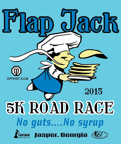 Registration Open For Annual 5K Flapjack Run