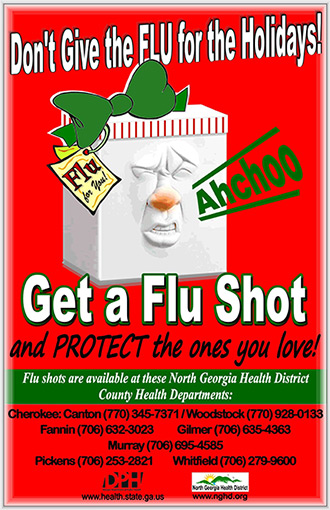 Don't Give the FLU for the Holidays!