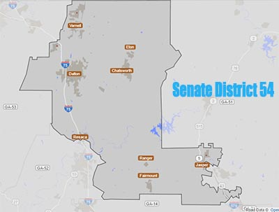 Four Republicans, One Nonpartisan Candidate Enter State District 54 Race