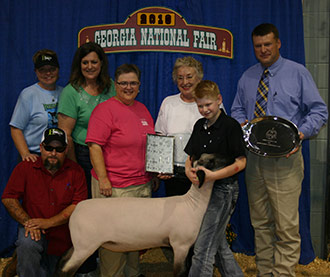 4-H Proves Success at the GA National Fair