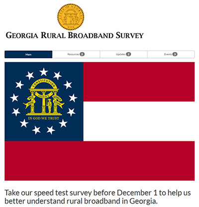 Joint Study Committee on Broadband Access Encourages Participation in Survey