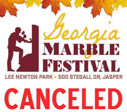 Georgia Marble Festival 2020 CANCELED