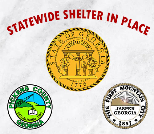 Statewide Shelter In Place