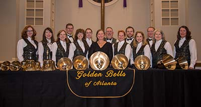 Golden Bells of Atlanta in Concert
