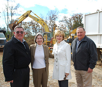 Good Samaritan Breaks Ground for New Buildings