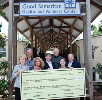Good Sam Golf Tournament raises over $24,000