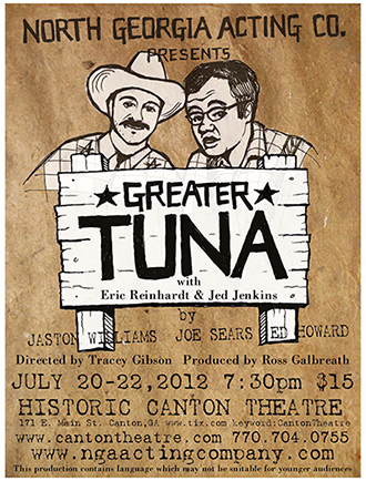 Another Chance to Catch 'Great Tuna' at the Historic Canton Theater