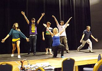 TATER PATCH PLAYERS PRODUCTION OF GYPSY OPENS THIS WEEK