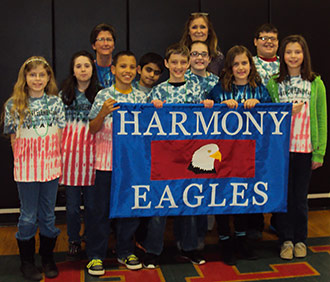 Hill City and Harmony Elementary Schools Advanced to Regional Reading Competition