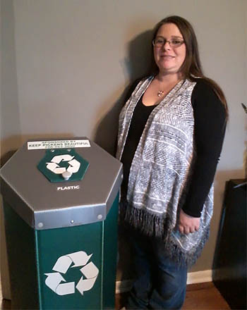 Place Construction Joins Keep Pickens Beautiful Recycling Program