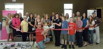 Pickens County Chamber of Commerce welcomes new member Heavenly Hands Salon