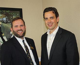 Joe Hendricks Receives Endorsement from Rep. Tom Graves
