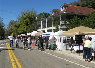 Town of Talking Rock preparing for the 17th Annual Heritage Days Festival October 15 & 16