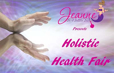 Holistic Health Fair Is Coming To Jasper
