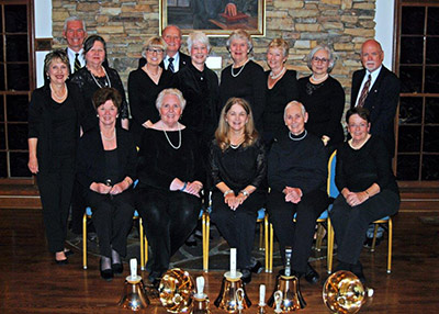 Big Canoe Chapel Bells and Mountain Ringers Present Free Christmas Concert