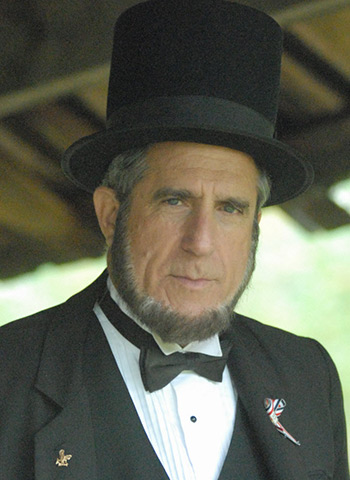'Abe Lincoln' To Speak At Bluegrass Charity Festival Church Service