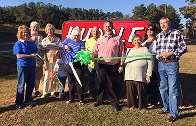 Huddle House – Ribbon Cutting/Re-Grand Opening