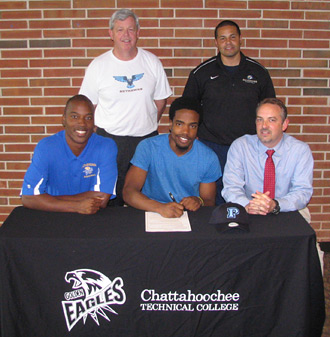 Freshman guard Hyppolite signs with NAIA Point University