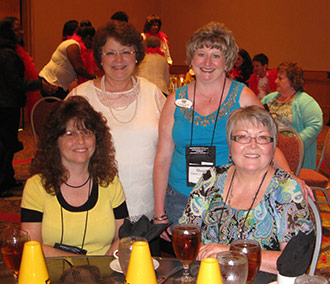 Local Admins attend Annual IAAP Conference