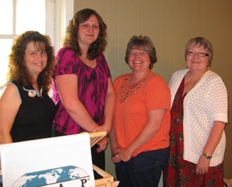 Appalachian IAAP installs 2013-14 officers