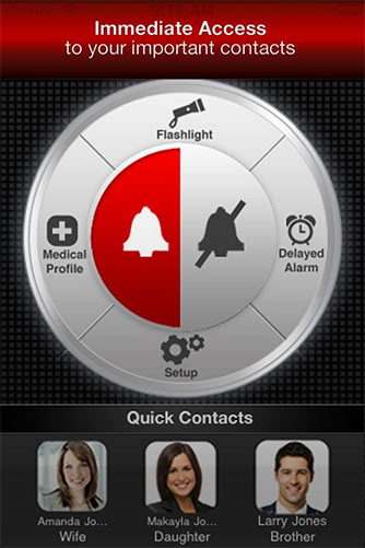 Personal Safety at the Touch of a Button with iHelpPlus App