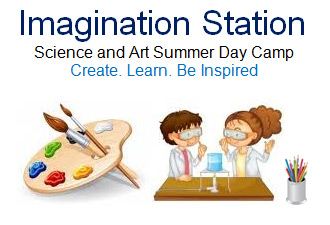 Imagination Station - Science and Art Summer Day Camp
