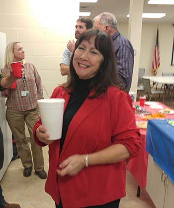 Jan Stephens Retires After 30 Years With Pickens Environmental Health
