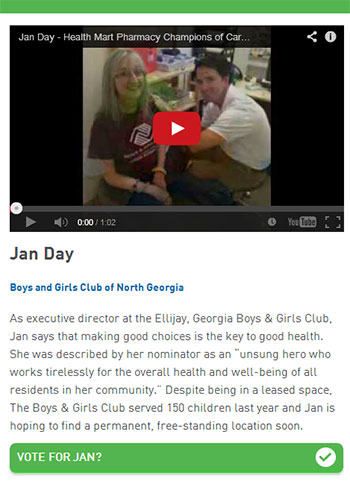 Vote for Boys & Girls Clubs of North Georgia in the Champions of Care Challenge