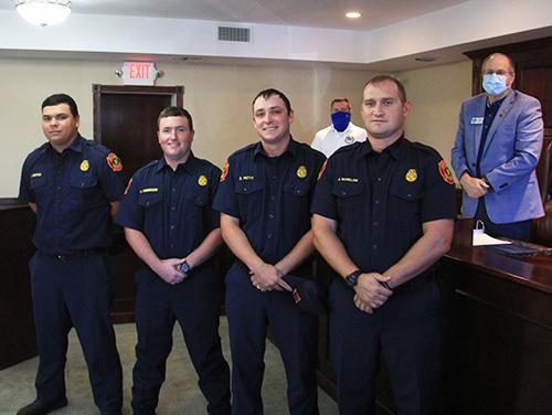 Jasper Fire Department Shift B