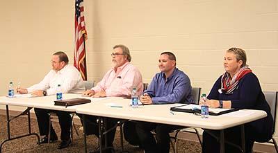 Jasper City Council Forum