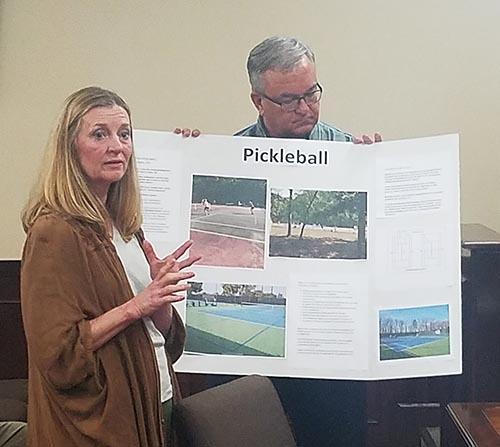 Cheryl Evans, USAPA Ambassador for Pickens County