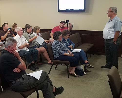 City of Jasper Garbage Service Town Hall Meeting