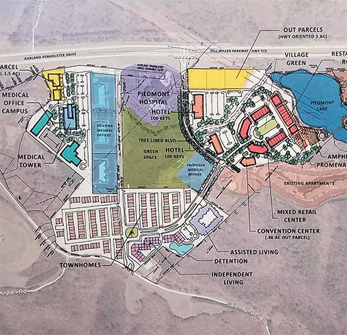 Planned Unit Development Approved by Jasper Planning Commission